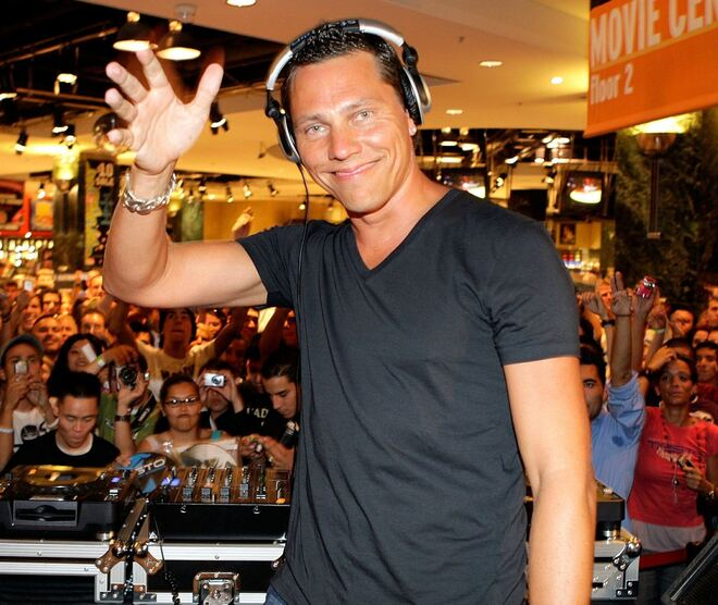#1: Tiesto Net Worth - $65 million