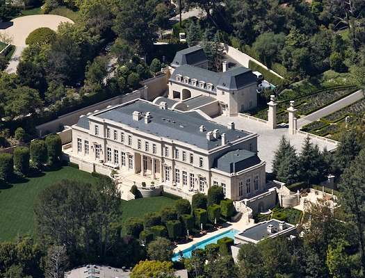 Luxury Mansions Celebrity Homes Fleur De Lys Beverly