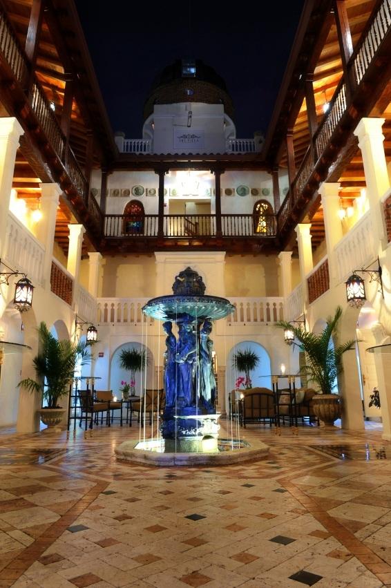 Gianni Versace Courtyard