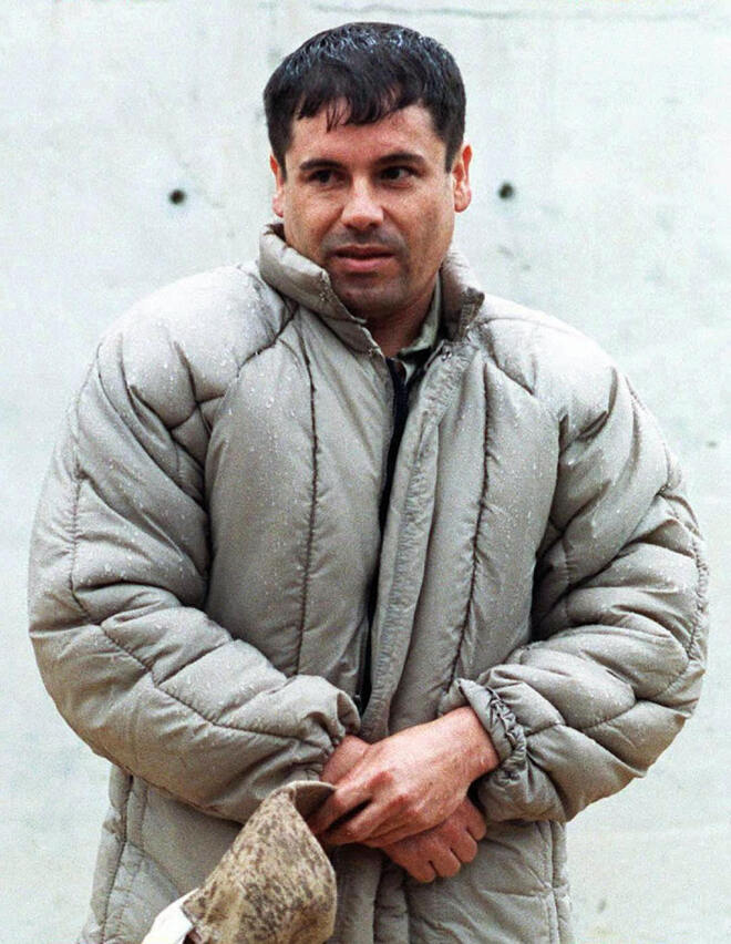 #11 Joaqui­n Loera AKA Chapo Guzman - Net Worth $1 Billion