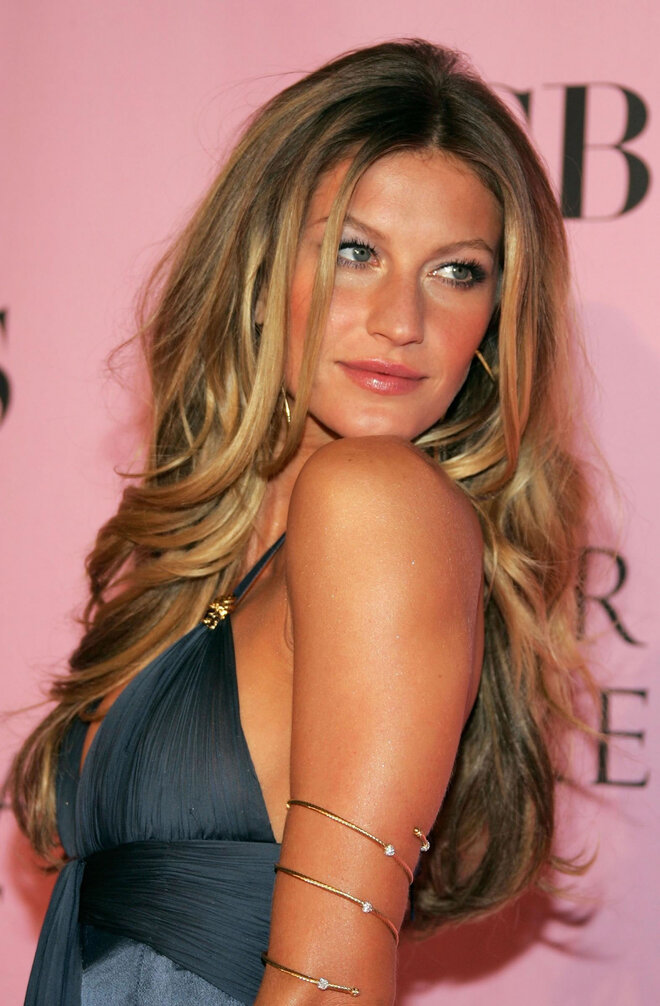 #2 - Gisele Bundchen Net Worth: $250 Million
