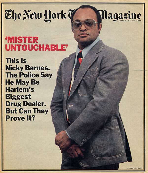 #17 Nicky Barnes - Net Worth $105 Million