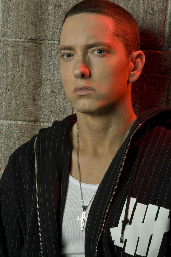 #6 - Eminem - Net Worth $120 Million