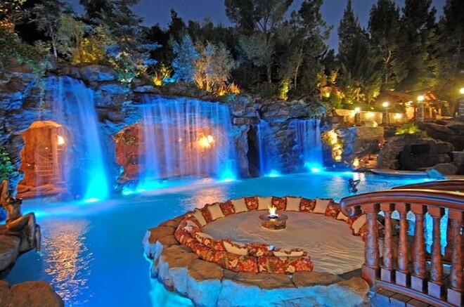 Drake's pool