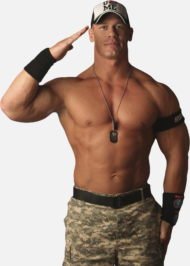 #3: John Cena Net Worth - $35 Million