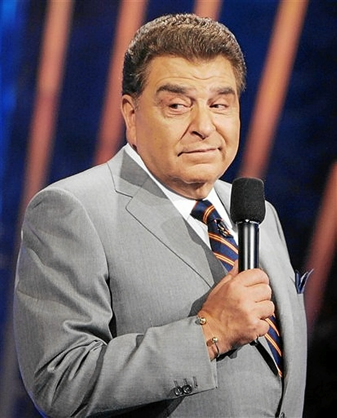 #6 - Don Francisco - Net Worth $100 Million