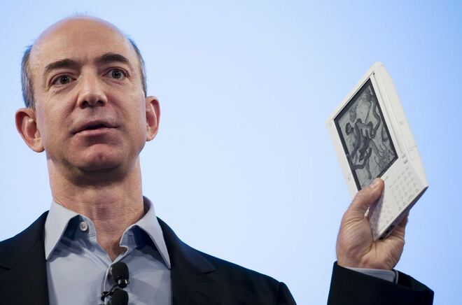 #1 Jeff Bezos Net Worth - $20.2 Billion
