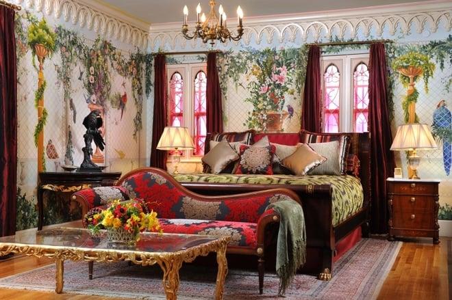 A Bedroom at Casa Casuarina
