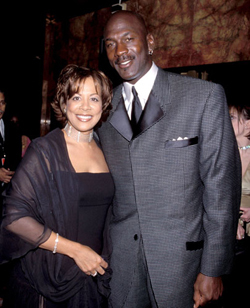 Michael Jordan and Juanita Jordan's Divorce Settlement