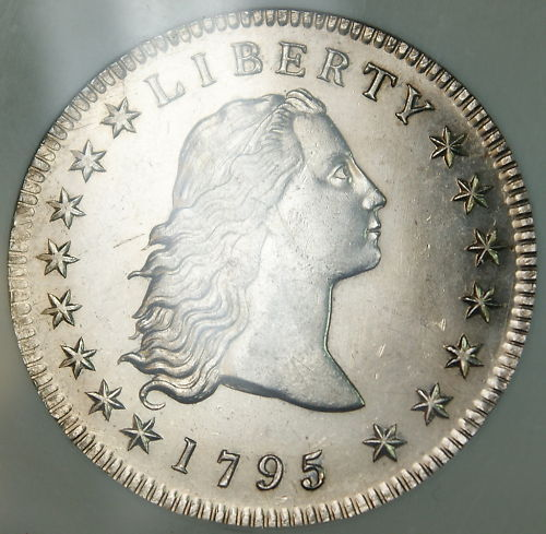1794 Flowing Hair Dollar - $10 million