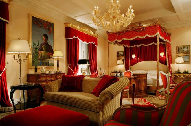 Villa La Capula Suite at the Westin Excelsior in Rome
