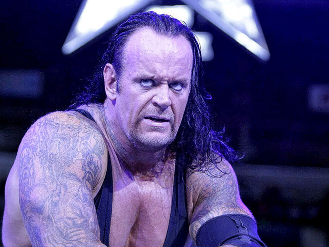 #9: The Undertaker Net Worth - $16 Million