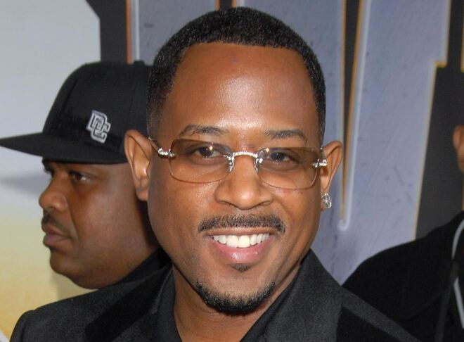#6: Martin Lawrence Net Worth - $110 Million