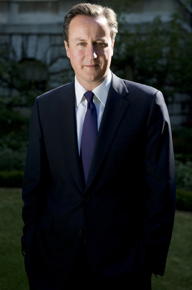 Bonus: David Cameron - Net Worth $50 Million