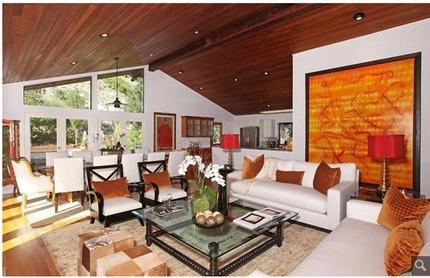 Kristen Stewart's Home