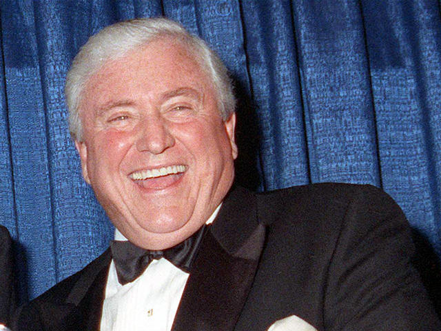 #1 - Merv Griffin - Net Worth $1 Billion