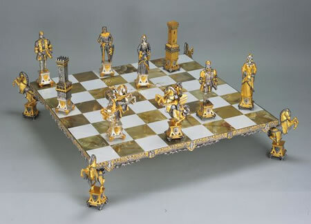 The 5 Most Expensive Chess Sets In The World Celebrity