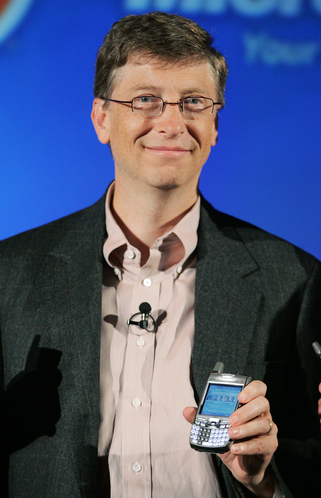 #12 Bill Gates - Net Worth $136 Billion