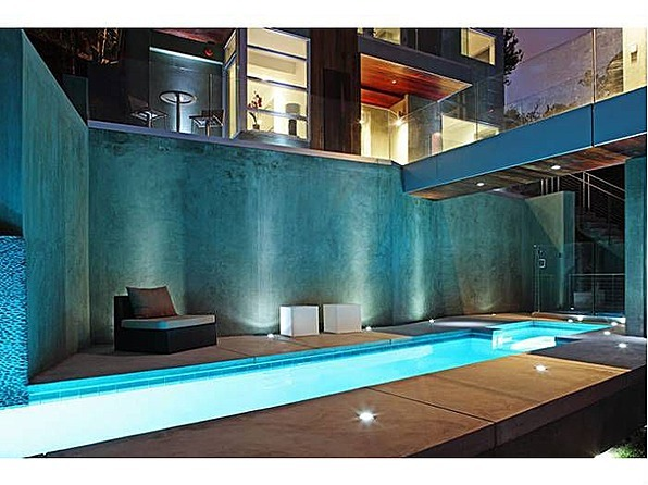 Chris Brown Pool