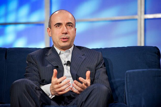 #29 Yuri Milner Net Worth - $1 Billion