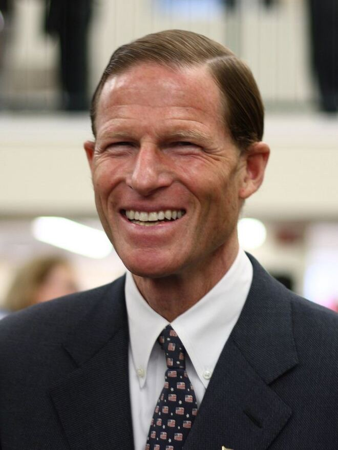 #13: Richard Blumenthal Net Worth - $53 Million