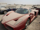Rich Jerk Abandoned a $1.6 Million Ferrari Enzo in Dubai