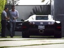 Simon Cowell's Car: A Bugatti Veyron