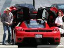 Nicolas Cage's Car: A Too-Expensive-For-Him Ferrari Enzo