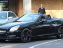 Mariah Carey's Car: A New Mercedes Benz SLK