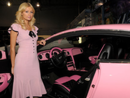 Paris Hilton's Car:  She's a Barbie Girl, In a Barbie World