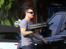 Brian Austin Green's Car:  New Baby Equals Upscale Family Vehicle