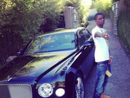 Soulja Boy's Car:  Mature Luxury - Not Words One Would Normally Apply to This Rapper