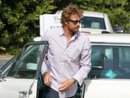 Simon Baker's Car:  The Aussie Actor Drives a Great American Car