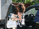 Selena Gomez's Car:  Nothing Says Maturity Like a BMW X5