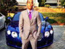 Ludacris' Car:  Just the Right Car for a Successful Rap Star