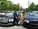 Ciara's Car:  A Hot New Ride For a Singer Who Wants to Be Back On Top