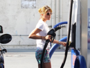 Selma Blair's Car:  A New Mercedes as Retail Therapy