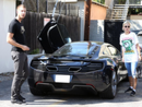 Calvin Harris' Car: The Highest Paid DJ in the World Drives a McLaren 12C
