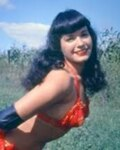 Bettie Page in The United States Steel Hour