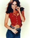 Catherine Bach in The Dukes of Hazzard