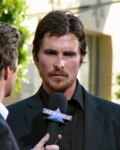 Christian Bale in Public Enemies