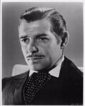Clark Gable in Across the Wide Missouri