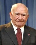 Ed Asner in Kate's Secret