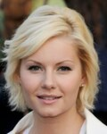 Elisha Cuthbert in He Was a Quiet Man