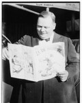 Roscoe Arbuckle in Fatty at San Diego