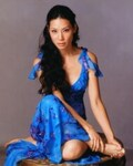 Lucy Liu in The Year of Getting to Know Us
