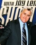 Jay Leno in The Tonight Show with Jay Leno