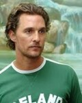 Matthew McConaughey in The Wedding Planner