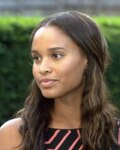 Joy Bryant in London