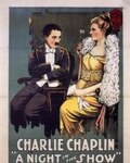 Charlie Chaplin in A Night in the Show